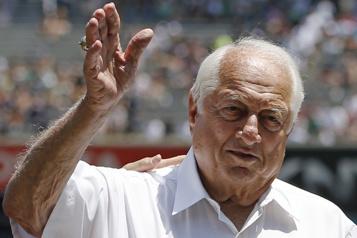 L'ex-gérant des Dodgers Tommy Lasorda s'éteint à 93ans)