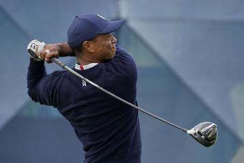 PGA : Woods à Boston pour le début des éliminatoires de la Coupe FedEx)