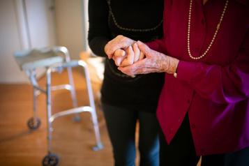 Québec se tourne de plus en plus versle privé pour les soins à domicile