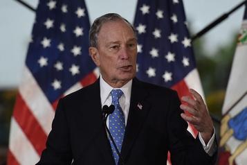 Michael Bloomberg prêt à lever la confidentialité d'accords passés avec des femmes