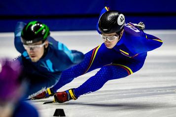 Nicolas Laborde, patineur de vitesse: des roues auxlames