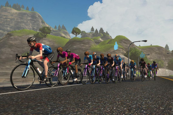 Zwift : cyclisme virtuel
