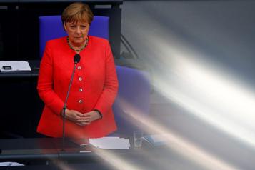 Merkel entame sa présidence de l'UE par une mise en garde sur le Brexit)