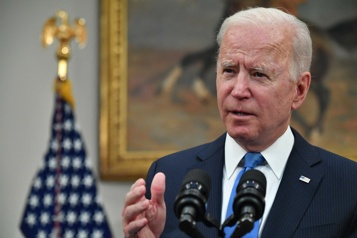 Colonial Pipeline Biden veut parler de cybercriminalité avec Poutine)