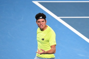 Raonic victime d'une élimination surprise à New York