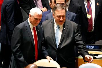 Pompeo et Pence envoyés en Turquie, une rencontre avec Erdogan prévue