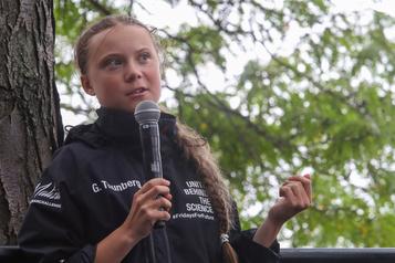 François Legault disponible pour rencontrer Greta Thunberg si elle le désire