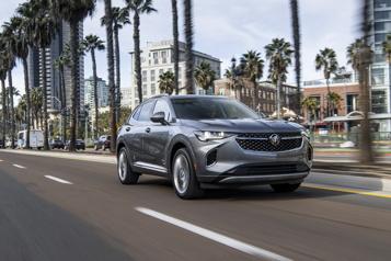 Essai routier  Buick Envision : prise deux)