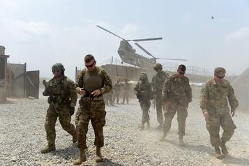 Afghanistan: pas de retrait des forces américaines comme en Syrie