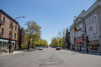 Les «autoroutes» cyclables verront le jour cet été à Montréal)