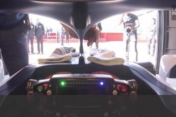 Dans la peau d'un pilote de Formule1