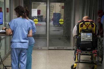 Négos dans la santé: la FIQ et l'APTS sont prêtes