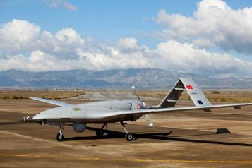Tensions avec l'Algérie Le Maroc a pris livraison de drones de combat turcs )