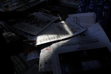 Washington étend son tour de vis à six nouveaux médias chinois)