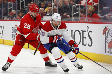 Canadien 3 – Red Wings 4: «C'est affreux»