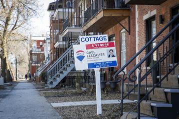 Immobilier résidentiel Les hausses de prix se sont poursuivies en novembre)