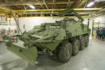 Blindés: Ottawa veut attribuer un contrat de 3 milliards sans appel d'offres