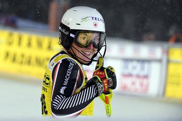 Coupe du monde de ski alpin Laurence St-Germain entame sa saison avec une 6eposition)