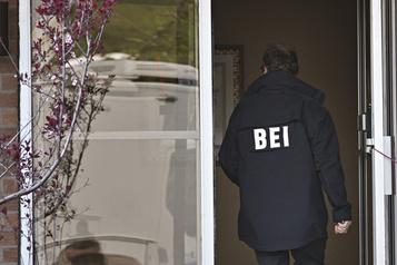 Le BEI enquête sur la mort d'un suspect à Amos)
