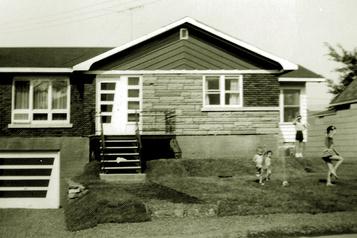 La maison de notre enfance: l'œuvre dupère pour safamille