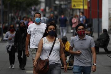 Le coronavirus a fait plus de 10000morts au Mexique)