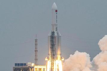 La Chine veut envoyer des astronautes en juin)
