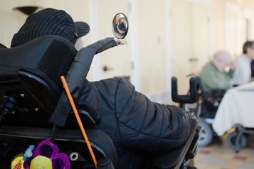 COVID-19: aucune aide en vue pour les personnes ayant un handicap)
