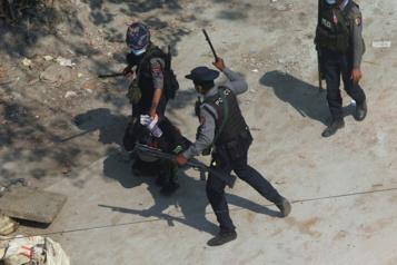 Violences en Birmanie Une «catastrophe pour les droits de l'homme»)