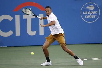 Nick Kyrgios a «très peu de chances» d'aller à Roland-Garros à cause de la pandémie)