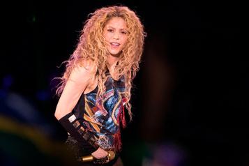 Shakira lance une chanson… en attendant le Super Bowl