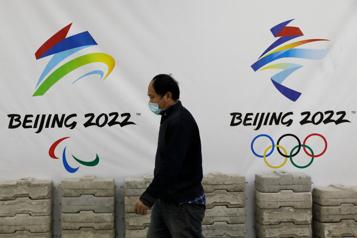 Jeux de Pékinde 2022 Des pressions sur les commanditaires)