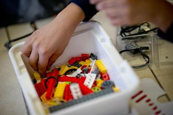 Formation en génie: origami, LEGO et aquarium au programme