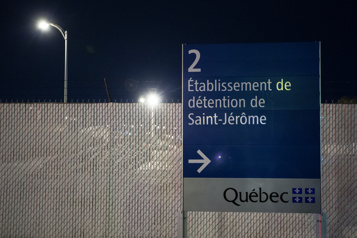 Prison de Saint-Jérôme L'éclosion s'accélère, un dépistage massif à venir)