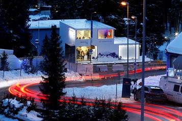 À Davos, tout le monde veut planter des arbres