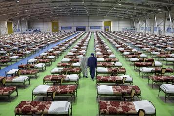 COVID-19: 144 nouveaux décès en Iran, bilan total de 2378 morts