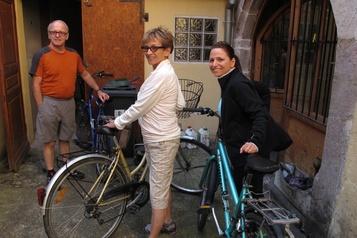 Mort d'une cycliste à Sainte-Adèle Tuée par une barrière ayant déjà causé trois accidents)