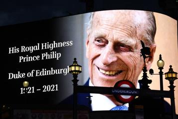 Décès du prince Philip Les funérailles seront tenues samedi prochain au château de Windsor)