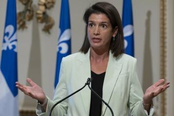 Armes à feu Québec fera une annonce «sans précédent» vendredi)