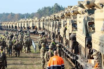 Déploiement militaire américain en Lituanie: un «message à la Russie»