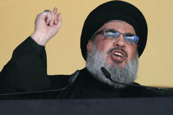 Crainte de guerre civile au Liban Le Hezbollah prévient les chrétiens qu'il a 100000combattants