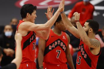 Les Raptors ne reviendront pas à Toronto en 2021)