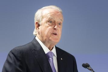 Brian Mulroney appelle Ottawa à réviser sa relation avec Pékin)