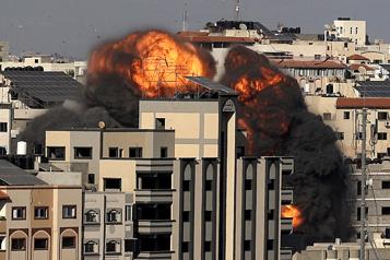 Frappes sur Gaza «Ce n'est pas encore fini», avertit Nétanyahou)