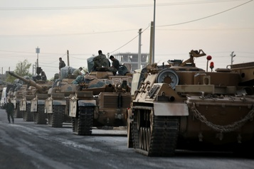 Syrie: Moscou bloque à l'ONU un texte demandant l'arrêt de l'offensive turque