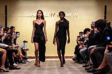 Mode asiatique Une mannequin congolaise contre les canons de beauté asiatiques)