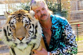 Netflix Tiger King revient pour une 2esaison)