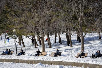 COVID-19 Le Québec enregistre son plus bas nombre de cas en cinq mois)
