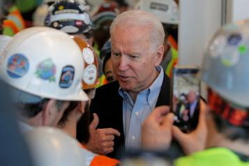 États-Unis Biden veut favoriser les achats de produits américains, comme Trump)