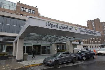Hôpital général juif Éclosion aux soins palliatifs, les deux tiers des patients infectés)
