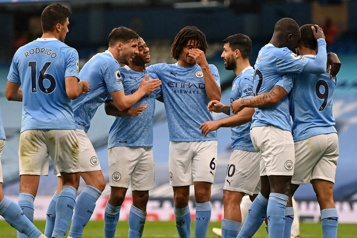 Premier League Manchester City sacré champion d'Angleterre)